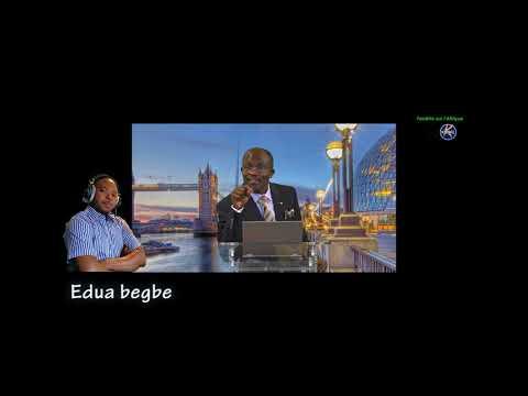 Edua begbe: Ce pasteur est sûr, Faure Gnassingbé est à la fin de son règne