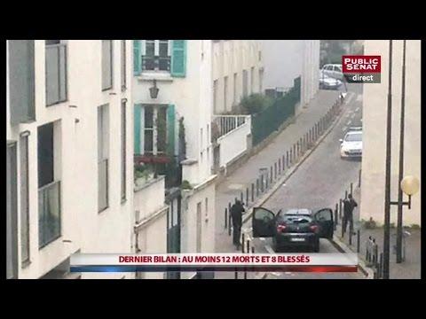 ÉDITION SPÉCIALE - ATTENTAT TERRORISTE A CHARLIE HEBDO - EVENEMENT (07/01/2015)