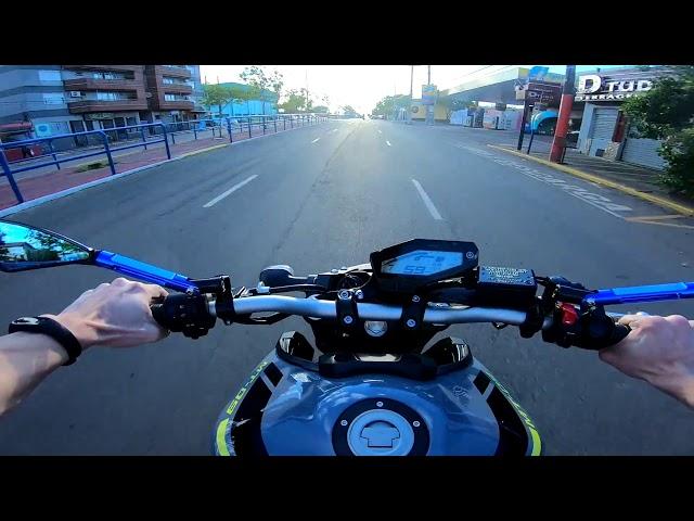 Yamaha MT 09 - Primeiras Impressões