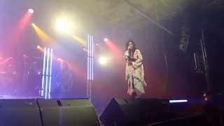 Cristina Scabbia - Speech about her fans !