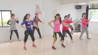 Repeat youtube video 謝金燕-姐姐 舞蹈教學有氧版【Mars瑪爾斯舞蹈】
