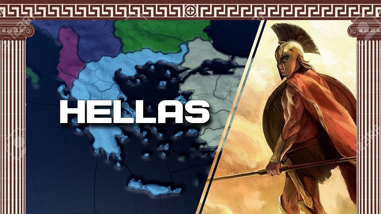 Download HOI4 - Hellas Timelapse