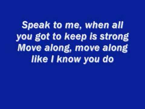 The All American Rejects- Move Along (Lyrics)
