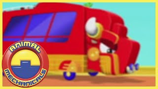 🐸 🤖 Animal Mechanicals 305 🐸 🤖 Mechana Buffalo Bus Island 🐸 🤖 Full Episode HD 🐸 🤖