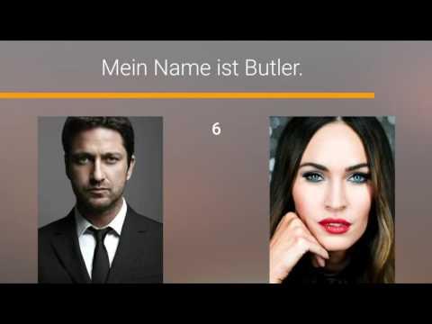Pick a Pic – Das Filmstar Quiz (Deutsche Demo)