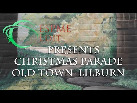 Christmas Parade Old Town Lilburn