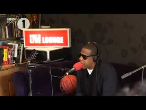 Jay Z Performing Roc Boys At BBC Radios  Lounge