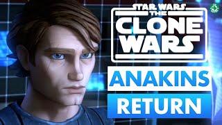 """Matt Lanter Teases His Anakins Return: """"You'll See Anakin Again"""""""