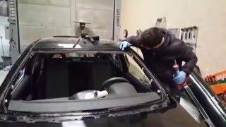 Как поменять лобовое стекло своими руками? Часть 2: установка(, 2016-04-26T19:14:41.000Z)