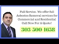 Asbestos Removal Companies Sherrelwood CO ‎-Call Now