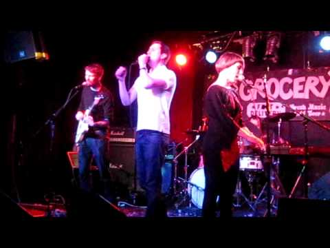 Dark Room Notes - Live Clips from Arlene's Grocery in New York City 3/5/10