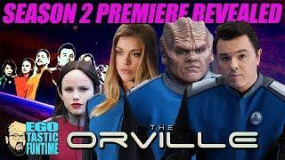 The Orville Season 2 Premiere REVEALED - Episode Details | TALKING THE ORVILLE