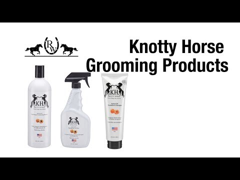 Knotty Horse Grooming Products