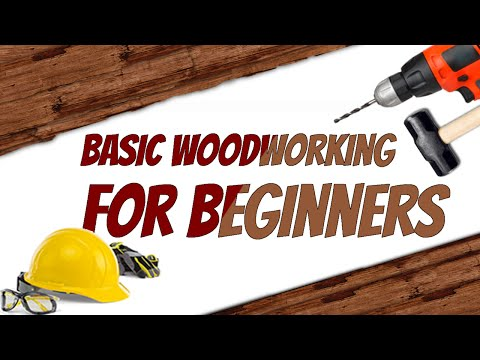 Basic Woodworking For Beginners | Cool Woodworking Ideas