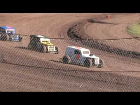 SODCA at Cottage grove speedway 6-8-19 Heat 1