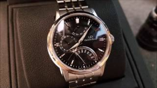 orient Star Retrograde In Depth Review SDE00002B0