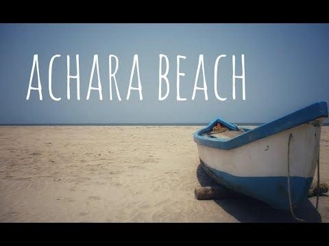 Achara Beach | Sindhudurg | Konkan |  येवा कोकण आपलाच असा