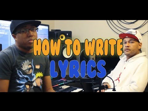 How To Write Lyrics To Any Beat (Rap, R&B, Pop etc)8  Secret Tips for Beginners