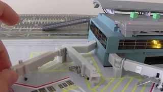Gemini jets Airport Terminal