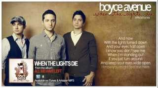 Download Boyce Avenue - Album (edited by mhel) Mp3