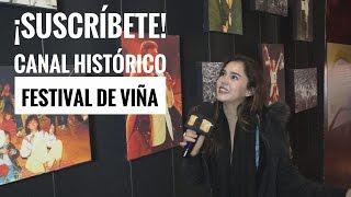 Carolina Mestrovic te invita a suscribirte en nuestro Canal Histórico del festival de Viña del  Mar thumbnail