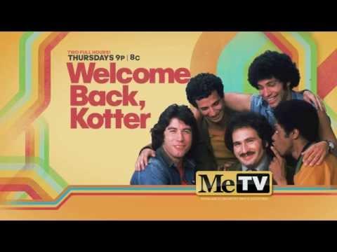 Welcome Back, Kotter on MeTV - YouTube