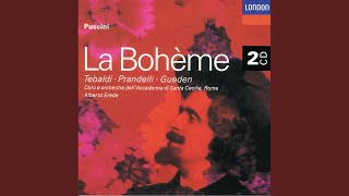 Play Puccini La Boheme - Act I Si Puo