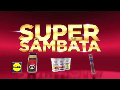 Super Sambata la Lidl • 28 Ianuarie 2017