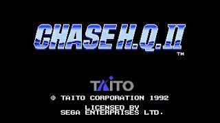 Mega Drive Longplay 218 Chase H Q II