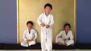 Karate Gi - Shiro Obi - Manhattan Beach Traditional Karate