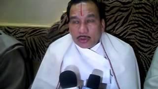 Krishna Chandra Thakur Ji for Yamuna Rakshak Dal(Shri Ramesh baba ji Maharaaj Maan mandir Barasana)