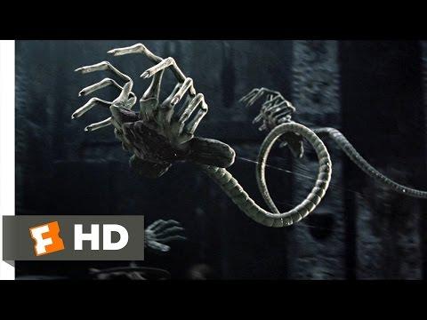 AVP: Alien vs. Predator (2004) - Sacrificial Chamber Scene (1/5) | Movieclips