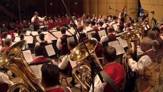 Aus der Neuen Welt: 1. Satz: Adagio - Allegro molto - Antonín Dvořák; MK Villnöss unter Hans Pircher