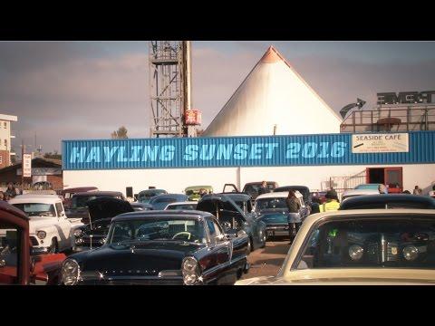 Hayling Sunset - 2 Oct 2016