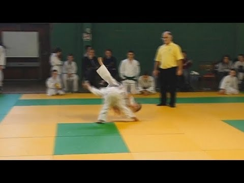 Little Girl – Judo Fighter.
