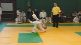 Little Girl - Judo Fighter.