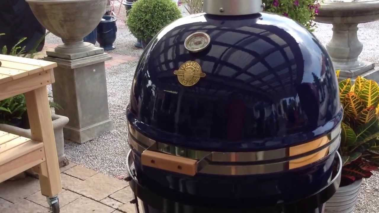 kamado grill review kamado joe vs grill dome comparison of kamado style outdoor grills youtube - Kamado Grills