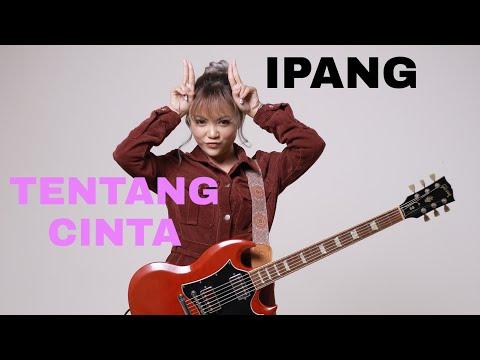 TENTANG CINTA IPANG [ LIRIK ] TAMI AULIA COVER