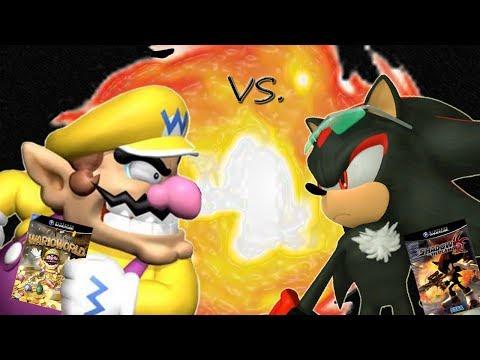 Wario World vs. Shadow the Hedgehog - Mario vs. Sonic ep 5