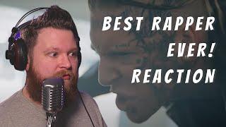 Reaction to Tom MacDonald - BEST RAPPER EVER - Metal Guy Reacts