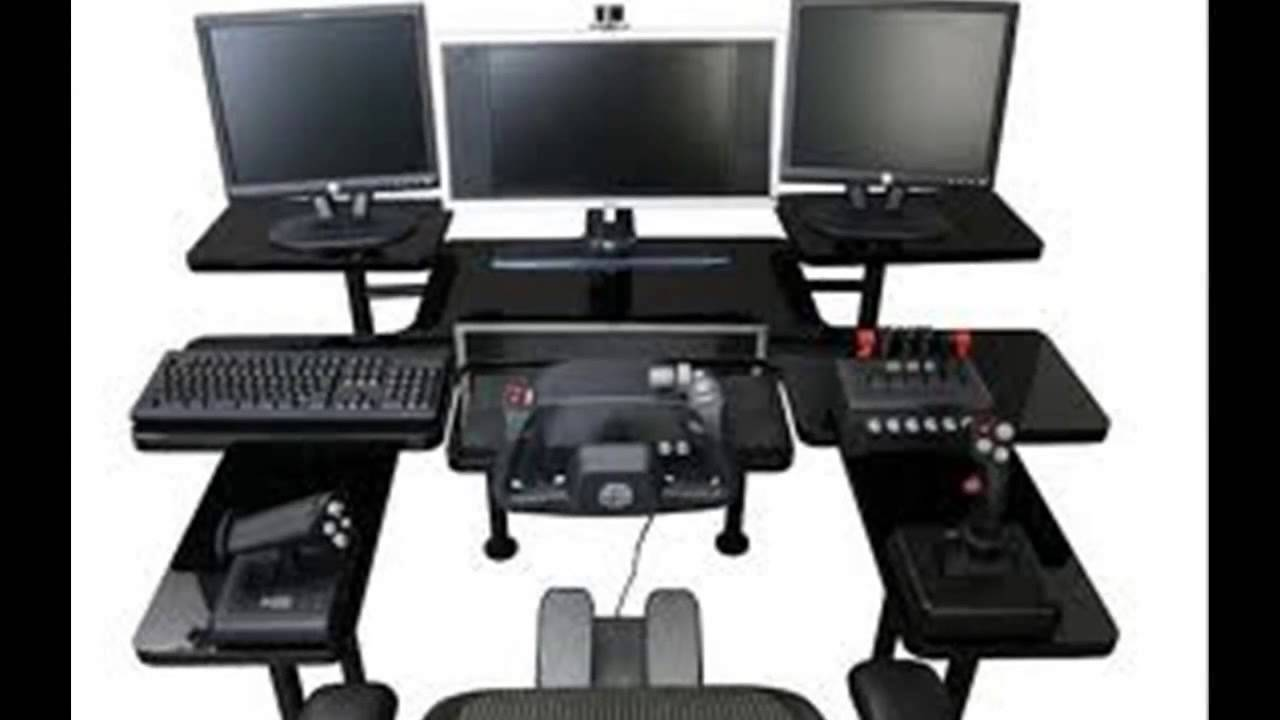 gaming chair keyboard tray Computer Gaming Accessories