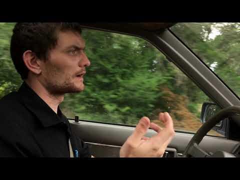 Машина эмоция Nissan Bluebird