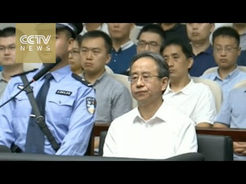 Fights corruption: Ling Jihua given life sentence