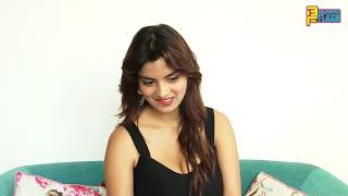 Anveshi Jain in Naughty Rapid Fire Interview by Bollywood Flash