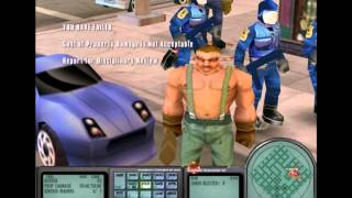 Riot Police PC 2004 Gameplay
