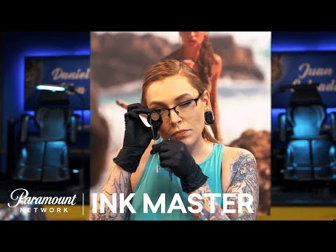 Weapons of Empowerment: Tools of the Trade - Flash Challenge   Ink Master: Return of the Masters