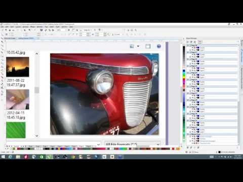 Roger Wambolt: Introduction to CorelDRAW X7 - The Pro Tool for Dye Sub
