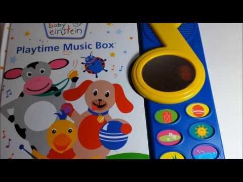 Baby Einstein Playtime Music Box