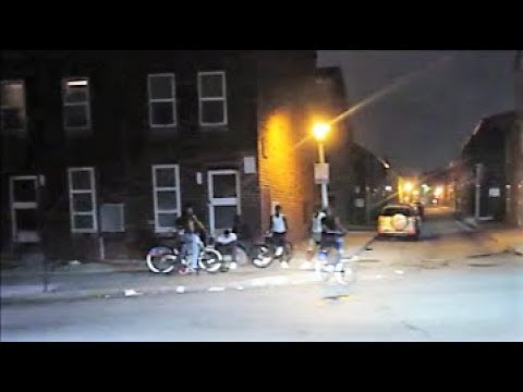 LATE NIGHT IN BALTIMORE'S WORST HOODS