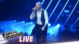 "Adrian Burek - ""Nieśmiertelni"" - Live - The Voice of Poland 10"